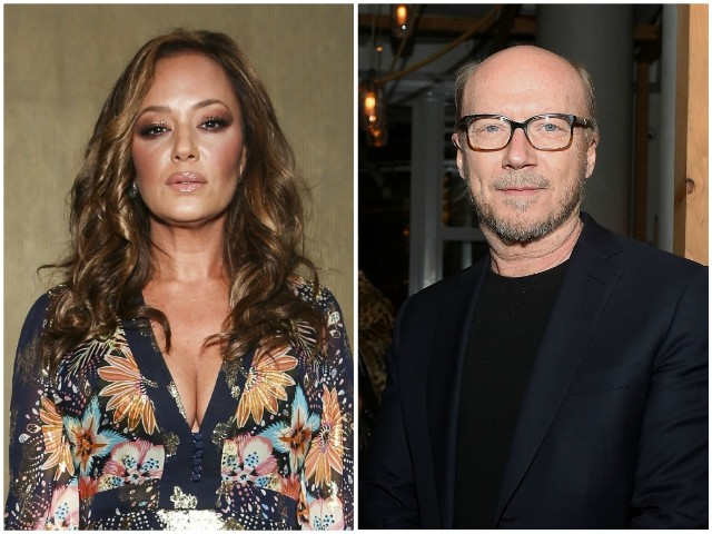 Leah Remini Accuses Scientology of 'Campaign to Destroy' Paul Haggis with Rape Allegations