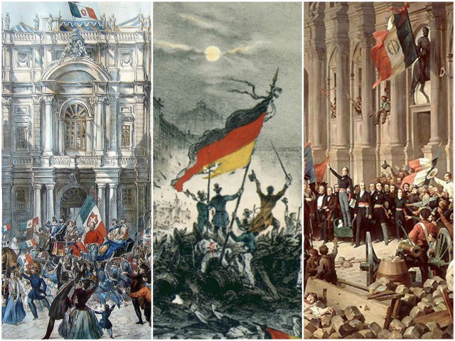 Pinkerton – The Spring of Nations: 2018 Brings Echoes of Europe's Populist-Nationalist Rebellions of 1848