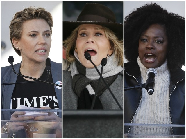 'Everything Is at Stake': Celebrities Join Women's Marches in L.A., NYC, Sundance