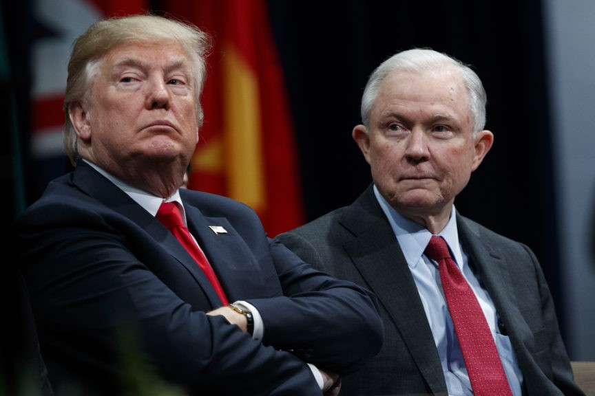 Klukowski: Sessions Is Trump's Warrior on Immigration, Supreme Court, Rule of Law