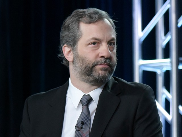 Judd Apatow: Trump Covering Up Truth About Hawaii Missile Scare