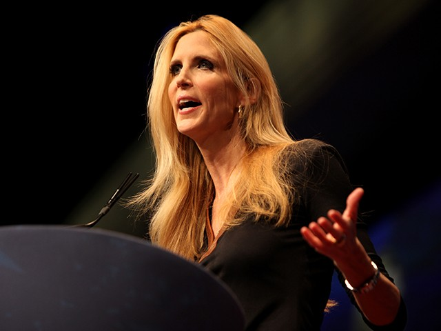 Ann Coulter: 'Nothing Michael Wolff Could Say About Trump Has Hurt Him as Much as DACA LoveFest'