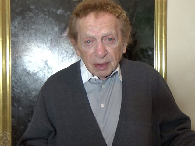 Jackie Mason: Celebs Thought Oprah Golden Globes Speech Was Better Than Gettysburg Address (Exclusive)