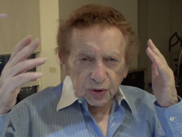 Jackie Mason Rips 'Sh*thole Actors' Jim Carrey, Sean Penn: Trump's Success is 'Killing' Celebrities