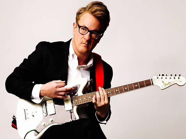 Listen: Joe Scarborough Releases Women's March Anthem 'Stand'