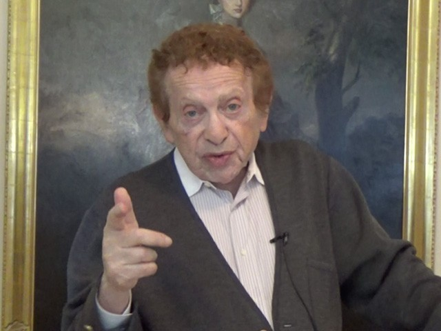 The Voice of Reason: Jackie Mason's Best Celebrity Takedowns of 2017 (Video)
