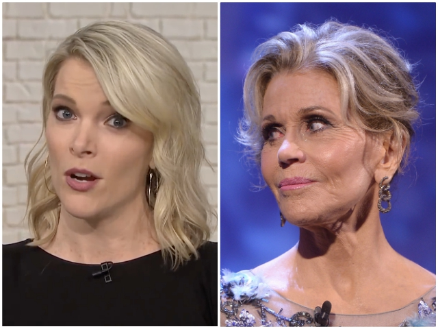 Report: NBC Execs 'Stunned' by Extent of Megyn Kelly Attack on Jane Fonda