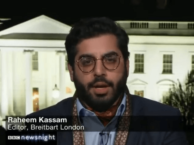 WATCH – KASSAM: 'Deplorables Don't Have to Choose Between Trump and Bannon'