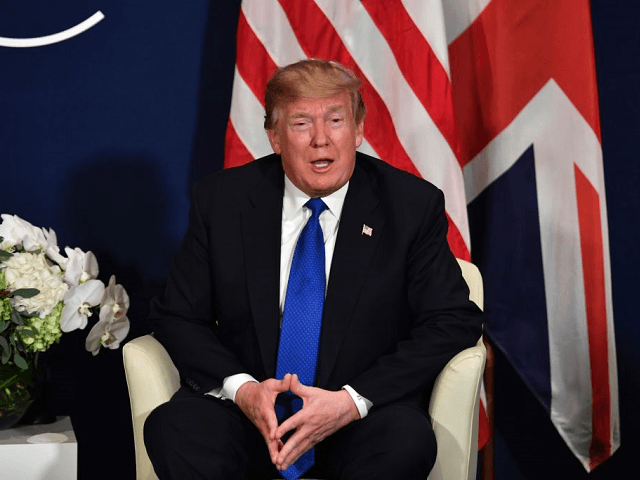 Trump 'Apologises' to Piers Morgan for Britain First Retweets