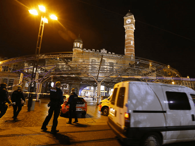 Police Shoot Knife-Wielding Afghan Migrant at Belgian Railway Station, Deny Terror Links
