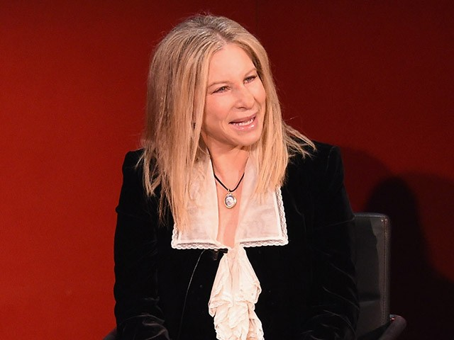 Barbra Streisand Taunts Trump: 'You Can't Stand the Heat'