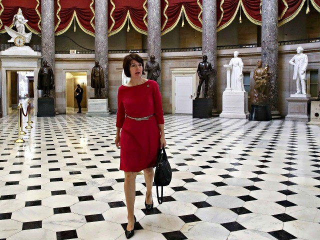 Exclusive — Cathy McMorris Rodgers: 'We Are Going to Have to Defy History' to Hold House GOP Majority