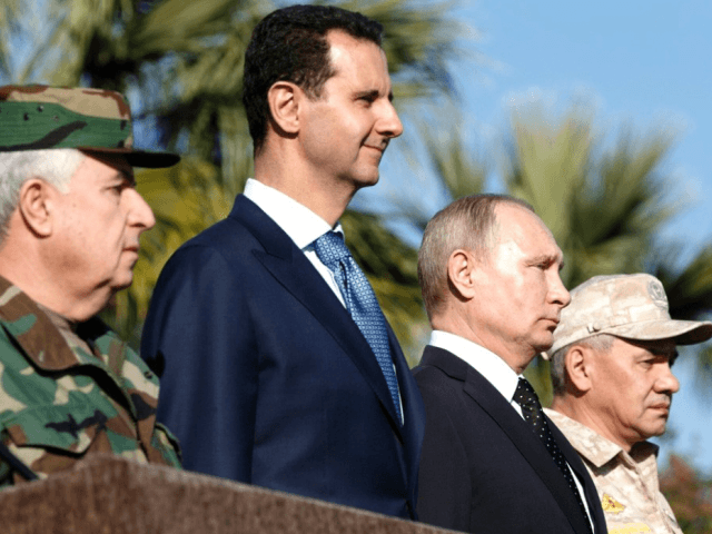 World View: Syria's Bashar al-Assad Steps Up Use of Chemical Weapons on His Own People
