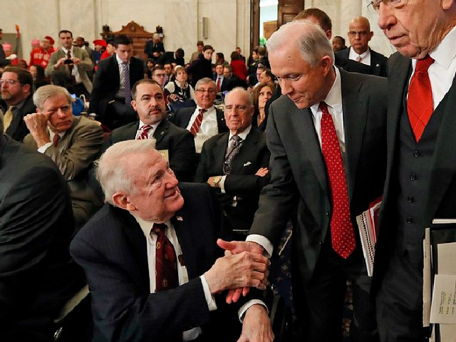Former AG Edwin Meese: AG Sessions Doing Great Job for Trump