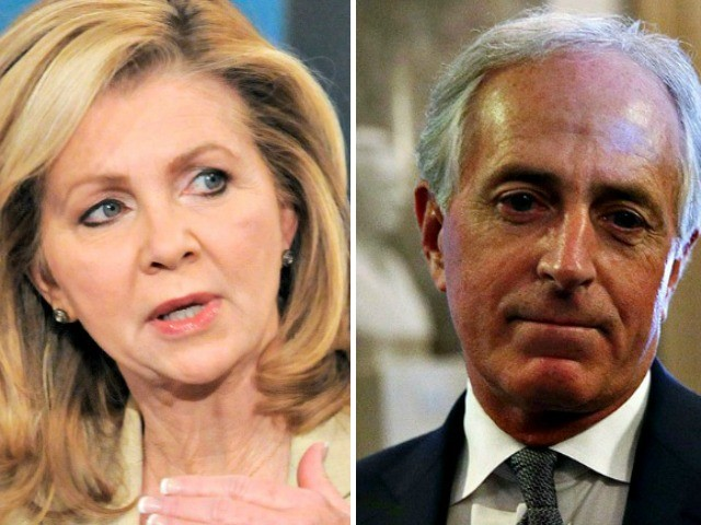 EXCLUSIVE: Another Poll Shows Marsha Blackburn with Big Lead Over Bob Corker Among Tennessee GOP Primary Voters