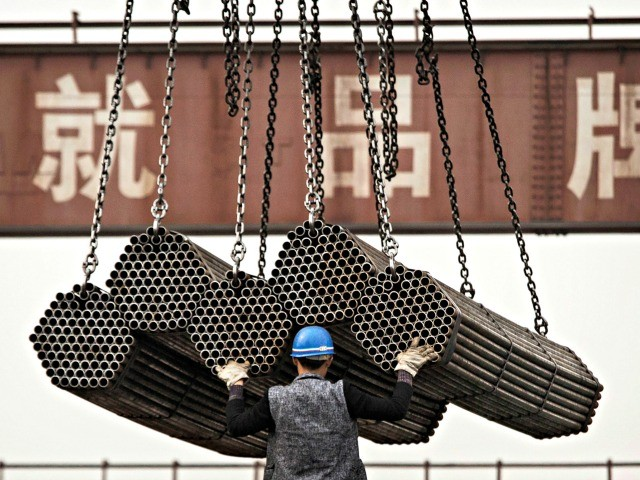 Chinese Steel Dumping Takes Center Stage as President Trump Mulls Tariffs, Quotas