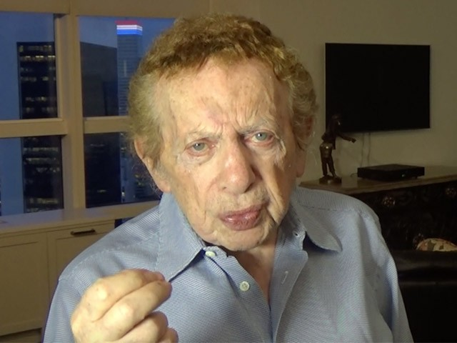 Video – Jackie Mason Shreds Celebrity Anti-Trump Hysteria: Do They 'Ever Get Tired of Sounding So Stupid?'