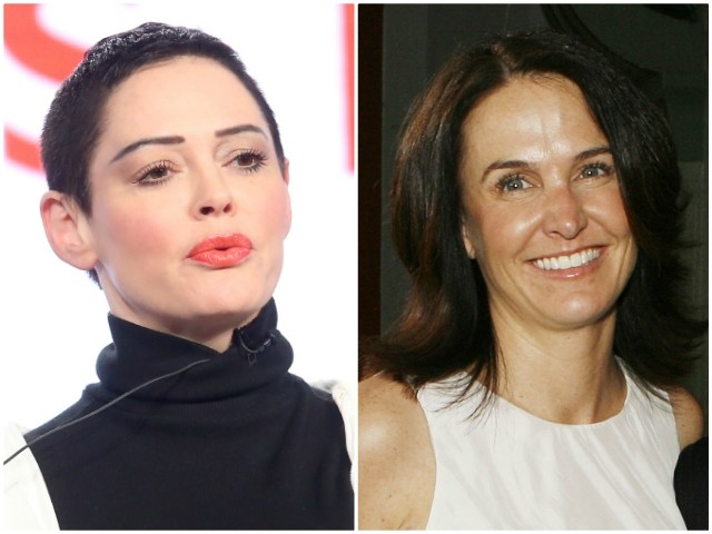 Rose McGowan Breaks Silence on Former Manager's Suicide: 'The Bad Man Did This to Us Both'