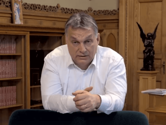 'Hungary First': Orbán Vows to 'Fight Those Who Want to Change the Christian Identity of Europe'