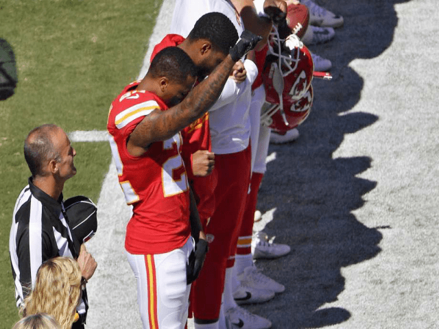 Chiefs Owner Clark Hunt Sends Anthem-Kneeler Marcus Peters Packing