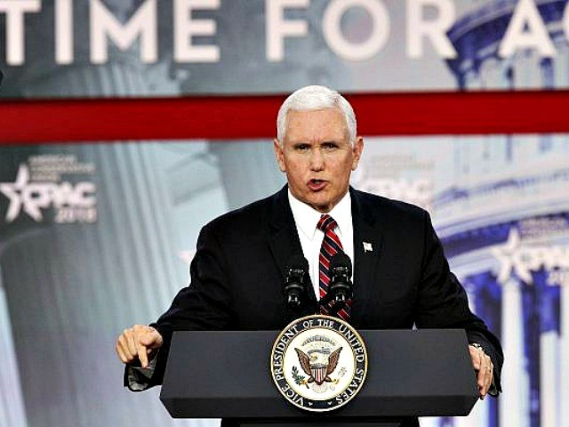Pence Wows CPAC with 'Promises Made, Promises Kept'