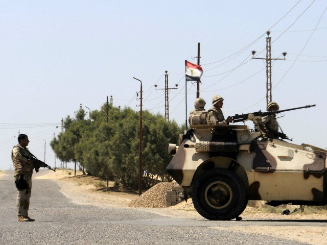 World View: Egypt Announces Counter-Terrorism Operation in Sinai – with Israel's Help