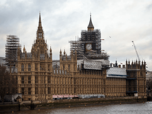 Police Respond to 'Suspicious Package' Inside Houses of Parliament