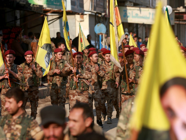 World View: U.S.-Backed Kurds Stop Fighting Islamic State to Fight Turkey in Afrin