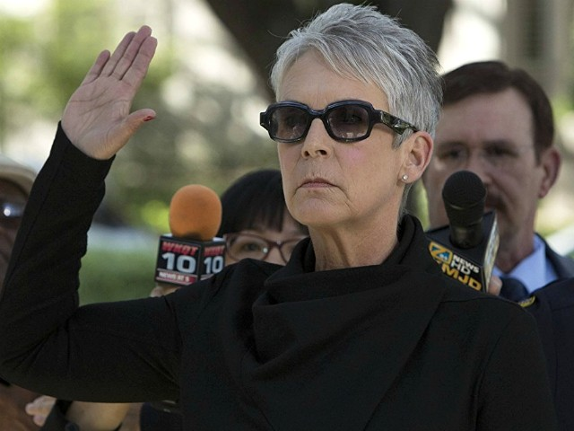 Jamie Lee Curtis Vows to Help Get 'Progressive Women' Elected in California