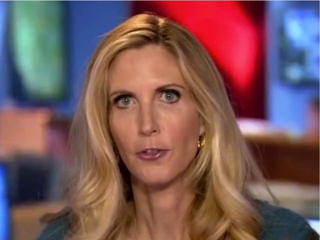 Ann Coulter Congratulates 'President Schumer' on Spending Bill, Tells Trump 'You'll Be Impeached'