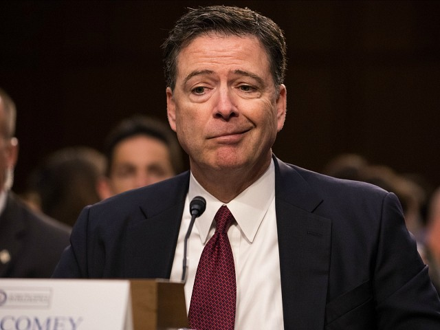 Report Challenges Comey's Claim to FISA Court That Steele Did Not Know Anti-Trump Motivations of Fusion GPS