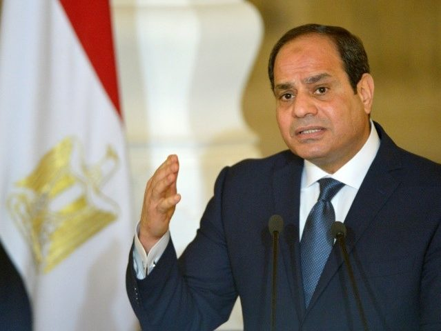 Egypt's Sisi Returns to Office with 92 Percent of Vote: State Media