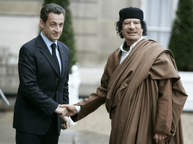Former French Prez Sarkozy Detained over Alleged Millions Received from Libya's Gaddafi