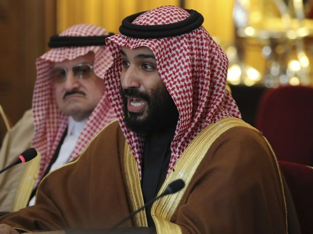 Report: Saudi Crown Prince Meets with U.S. Jewish Groups in NY