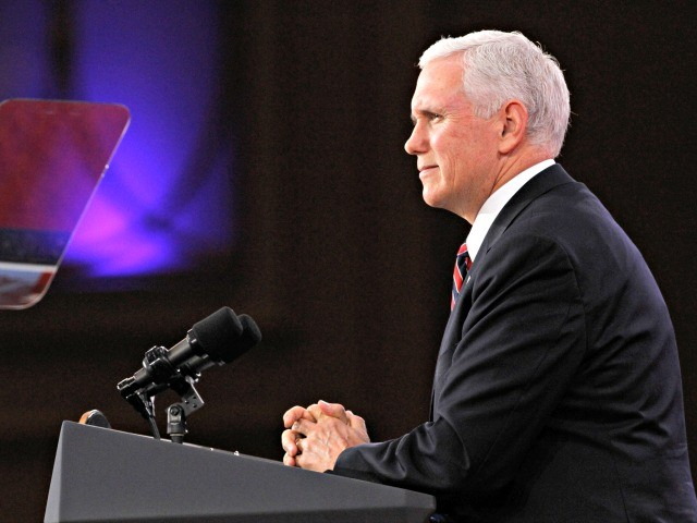 Pence: Trump Most Pro-Israel President In U.S. History