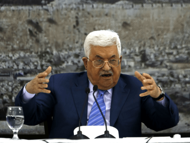 Taylor Force Act to Slash Palestinian Funding Becomes Part of U.S. Spending Bill
