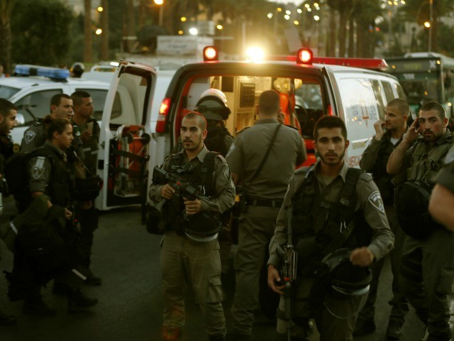 Two Israeli Soldiers Killed, 2 Wounded in Palestinian Car-Ramming Terror Rampage