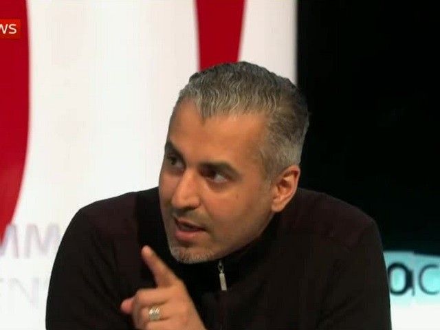 WATCH: Quilliam's Maajid Nawaz Blasts 'Complicit' Politicians and Police in Pakistani Grooming Gang Coverup
