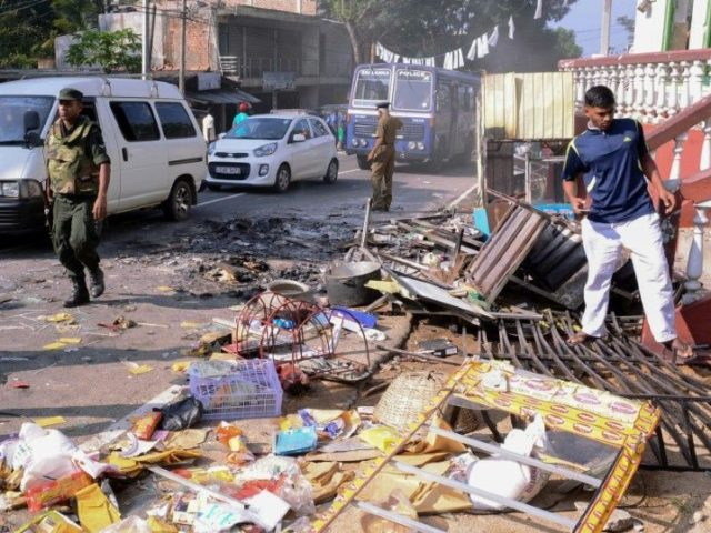 World View: Sri Lanka Declares State of Emergency After Buddhist-Muslim Violence