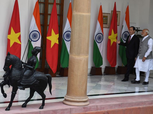 World View: India and Vietnam Sign Security Agreements for the South China Sea