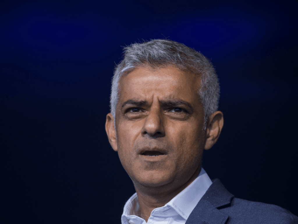 Celebrity Endorsements for Sadiq Khan Crime Campaign Were Fakes Created by Advertising Agency