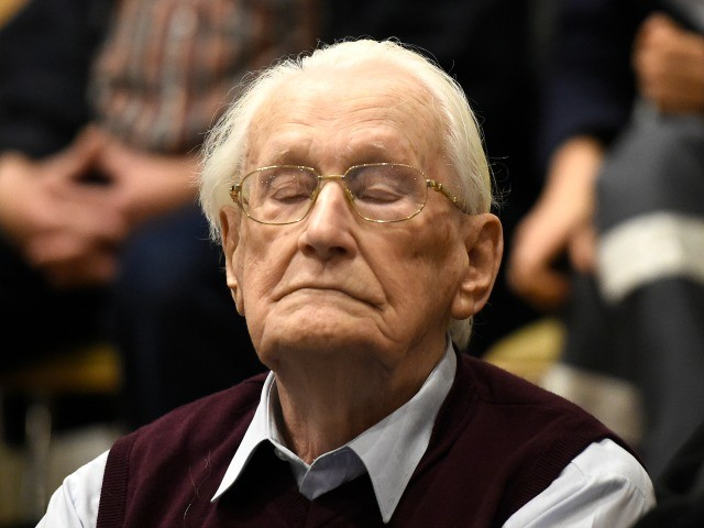 'Bookkeeper of Auschwitz' Dies at 96, Before He Can Serve Term