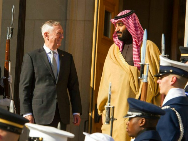 U.S. Approves $1 Billion Arms Sale to Saudi Arabia, Including 6,600 Missiles