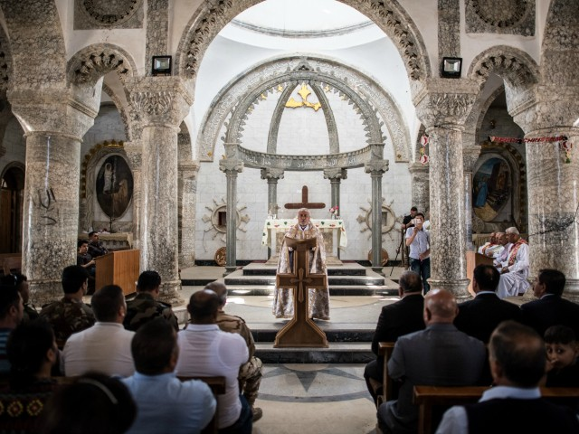Iraqi Christians Prepare to Celebrate Easter Again in Former Islamic State Territories