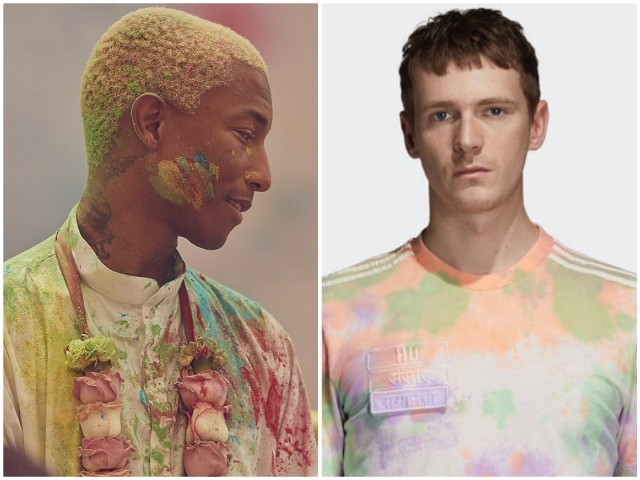 Pharrell Williams Accused of Cultural Appropriation over Hindu-Inspired 'Hu Holi' Adidas Collection