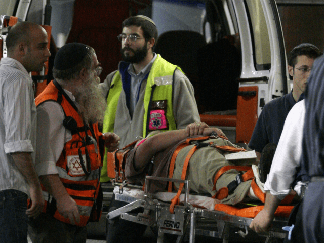 Israeli Seriously Wounded in Jerusalem Terror Stabbing