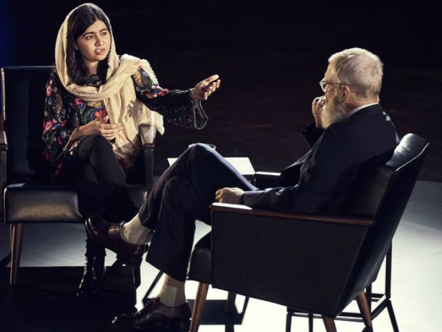 Malala Slams 'Really Tragic' Leadership of Trump in David Letterman Netflix Interview
