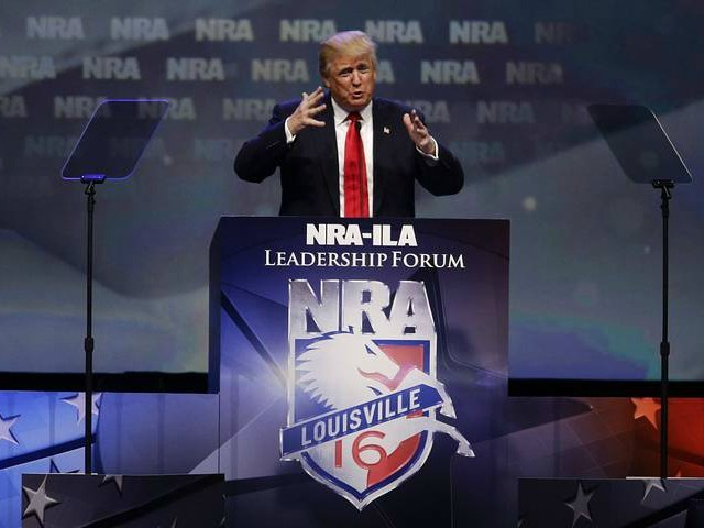 "Klukowski: Second Amendment and Due Process Allow NRA-Backed White House Proposal on ""Extreme Risk Protection Orders"""