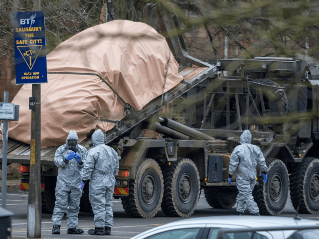 UK to Expel 23 Russian Diplomat 'Undeclared Intelligence Officers' in Wake of Salisbury Attack