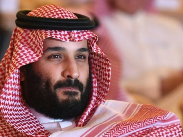 Saudi Crown Prince Urges U.S. to Withdraw from Iran Nuclear Deal During Visit
